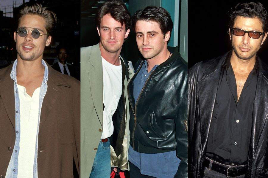 The Early Nineties Menswear Looks We'll Be Embracing This Season