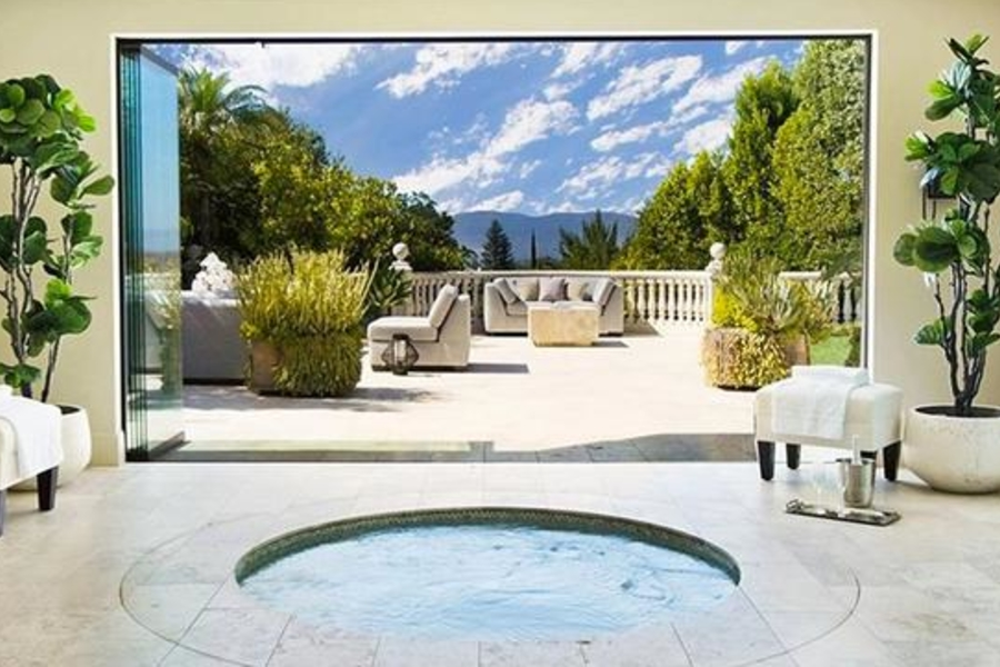 Dr. Dre Just Sold His LA Mansion For $6.6M And You're Going To Want To Take A Look