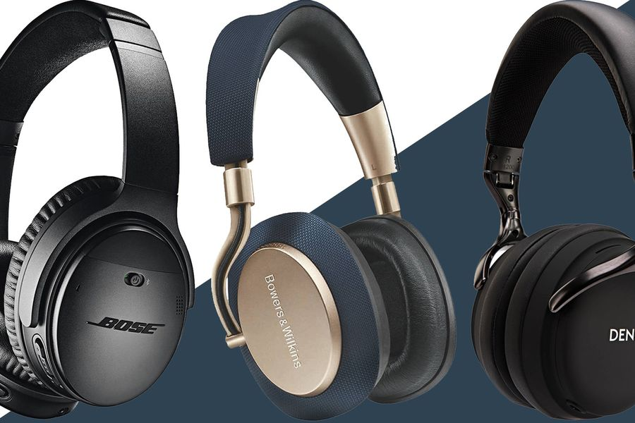 Best Over-Ear Headphones For Noise-Cancelling Sound