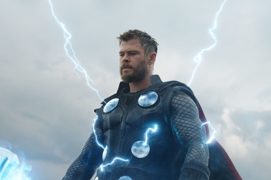 The Healthy Bulking Secrets Behind Thor's Diet