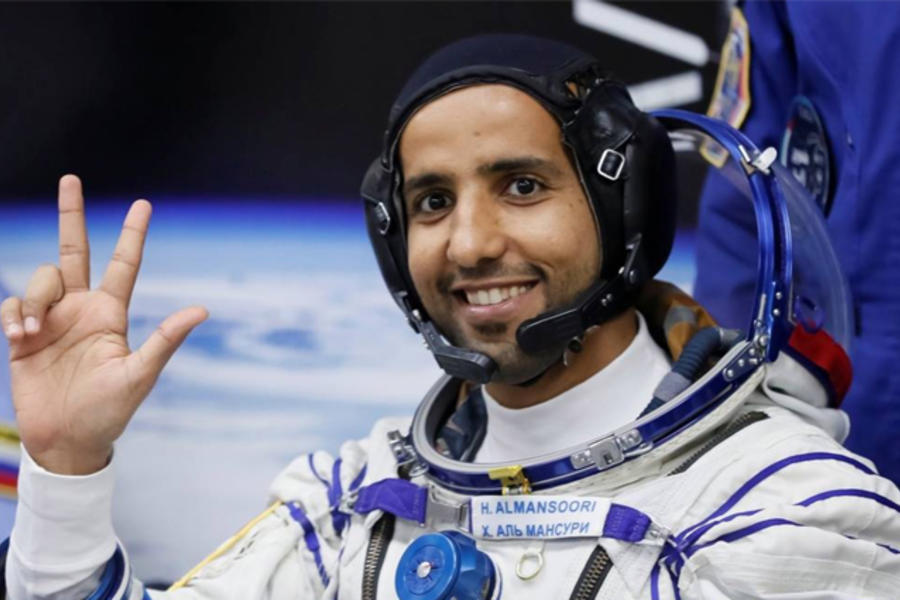 Here's What The First Emirati Astronaut, Hazza Al Mansouri, Experienced In Space