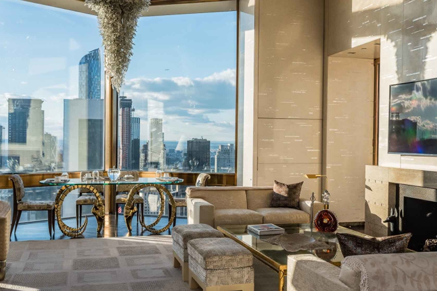 We Just Took The Ty Warner Penthouse At The Four Seasons New York And It Blew Our Mind