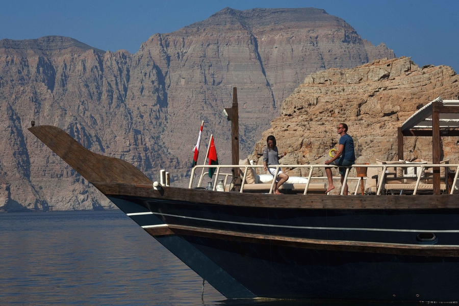 This Is The Best Reason To Go Sailing In Oman This Weekend