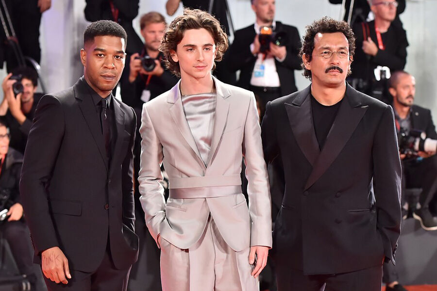 Timothée Chalamet's Suit Just Killed Black Tie