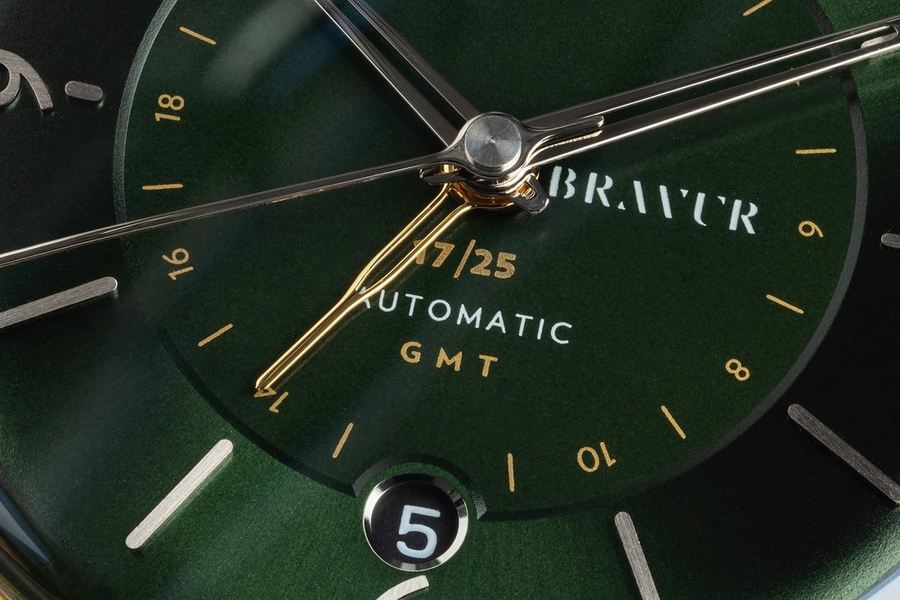 Bravur Watches Offer Swedish Style With Swiss Precision