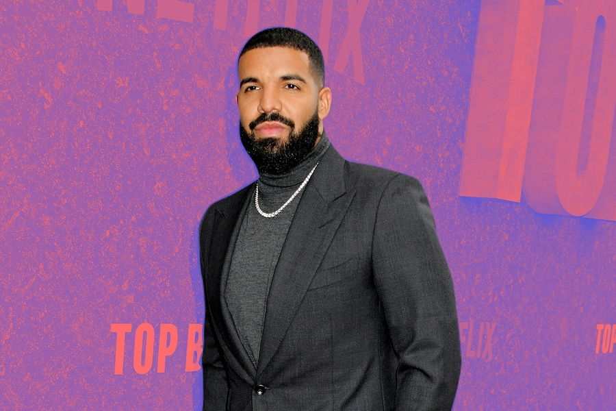 Drake Is Glad The Weather's Turned... Now He Can Really Start Dressing