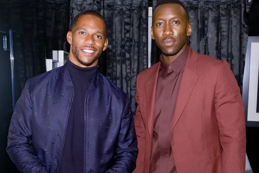 Mahershala Ali Has Mastered The Block Colour Suiting Trend