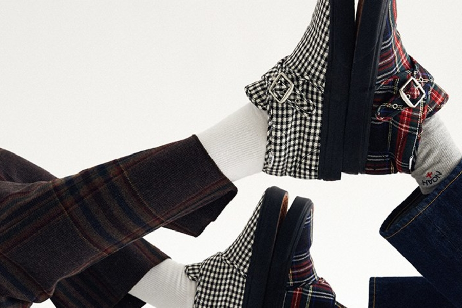 Vans And Noah Made A Sneaker Perfect For Sweater Weather