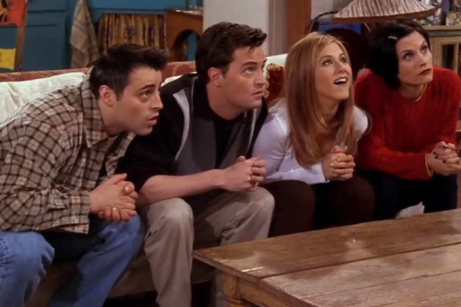 Friends is 25 And Warner Bros Is Bringing The Set To Dubai