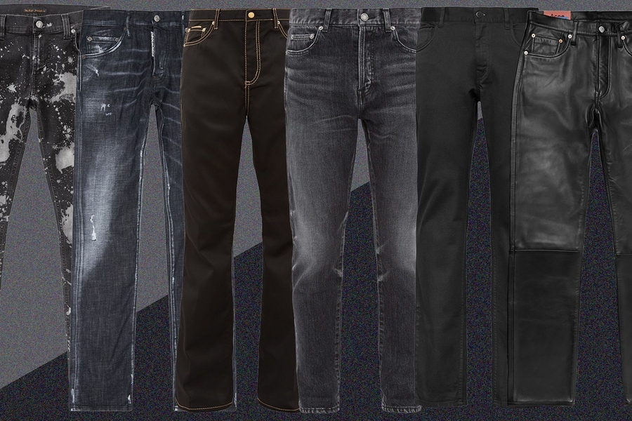 The Best Black Jeans For Men, Whatever Your Style