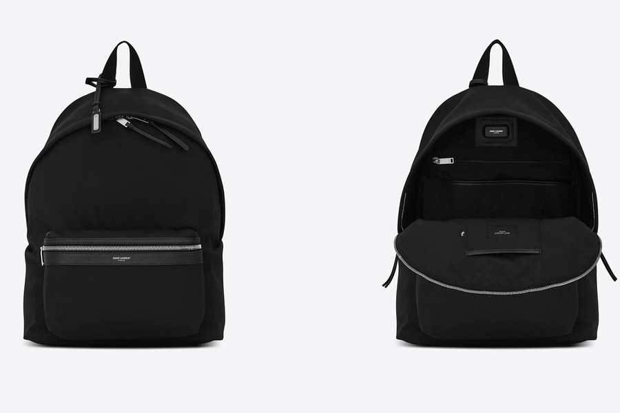 The Saint Laurent x Google Backpack Is The Most Tech-Forward Flex Of 2019
