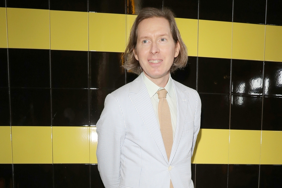 Wes Anderson Remains A Suiting Legend