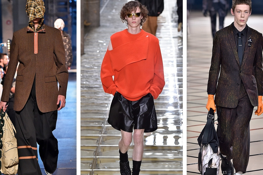 Big Mood: Large and Baggy Is Now Fashion's Dominant Silhouette
