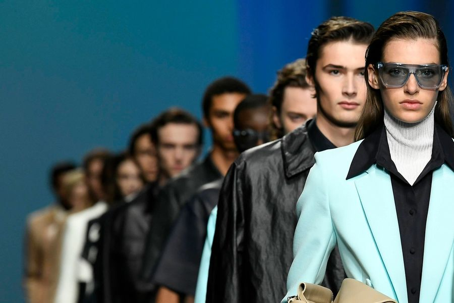 Boss Channelled Mr Ripley Chic With Its SS20 Show