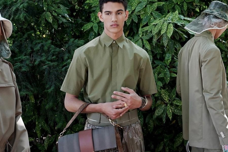 Road Test: Fendi's Iconic Man Bag