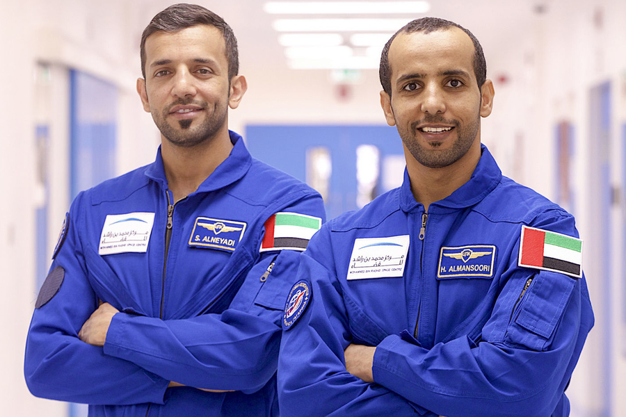 Ten Things You Need To Know About The First UAE Man To Go Into Space