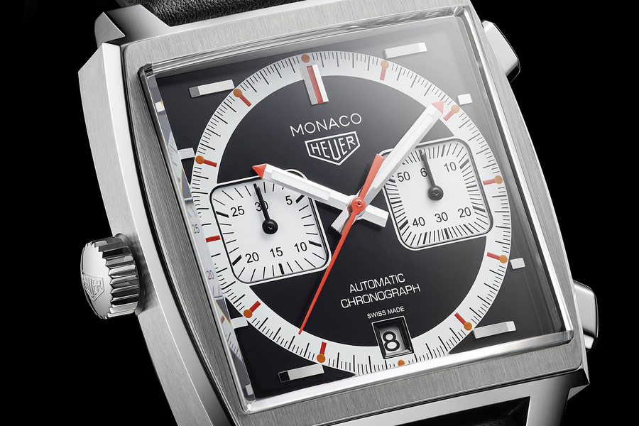 Tag Heuer Unveils The 4th Of Its 50th Anniversary Monacos