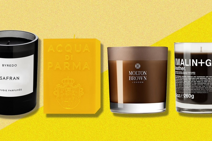 The Best Scented Candles For Men