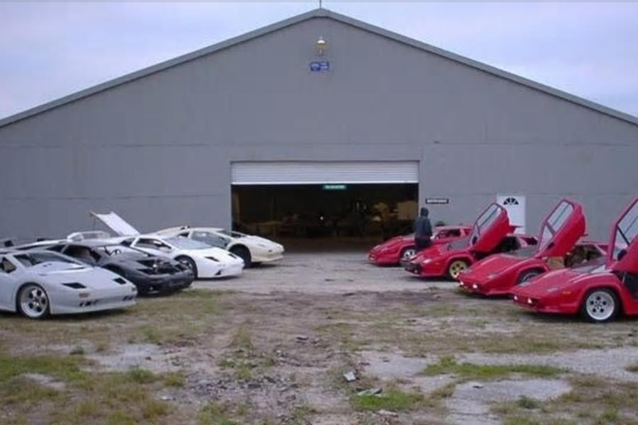 Forget Buying An Italian Supercar — This Florida Man Builds His Own