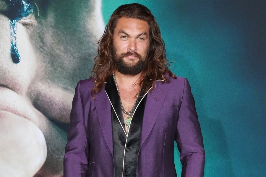 Jason Momoa Presents No BS Plea For Action On Climate Change