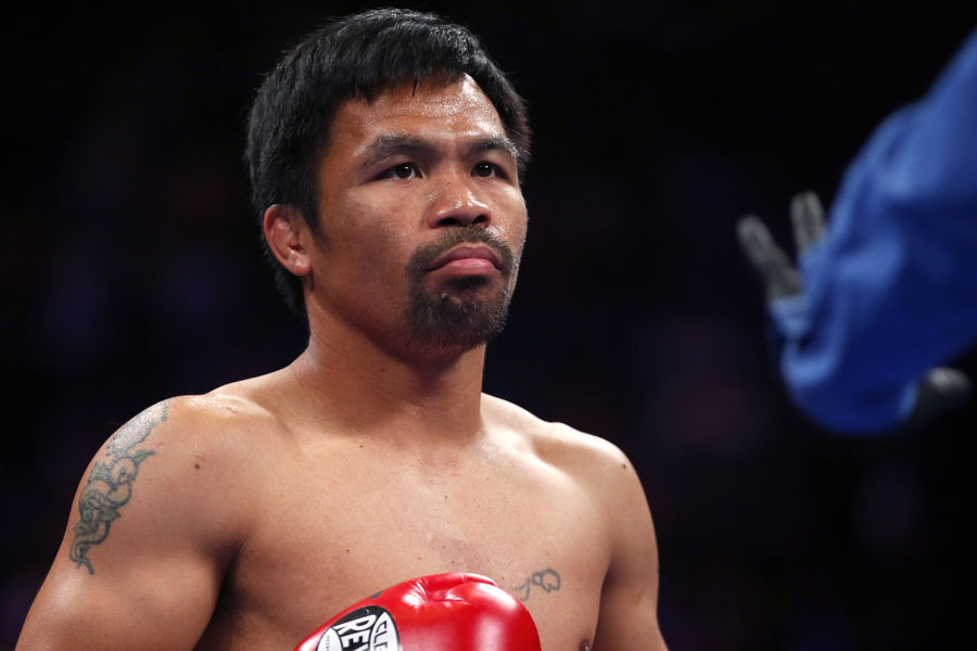Manny Pacquiao Is Planning On Bringing His Next Fight To The UAE