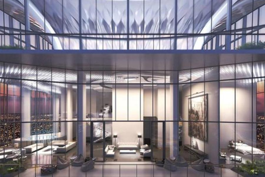 David Beckham's New $50 Million Miami Apartment Is Insane