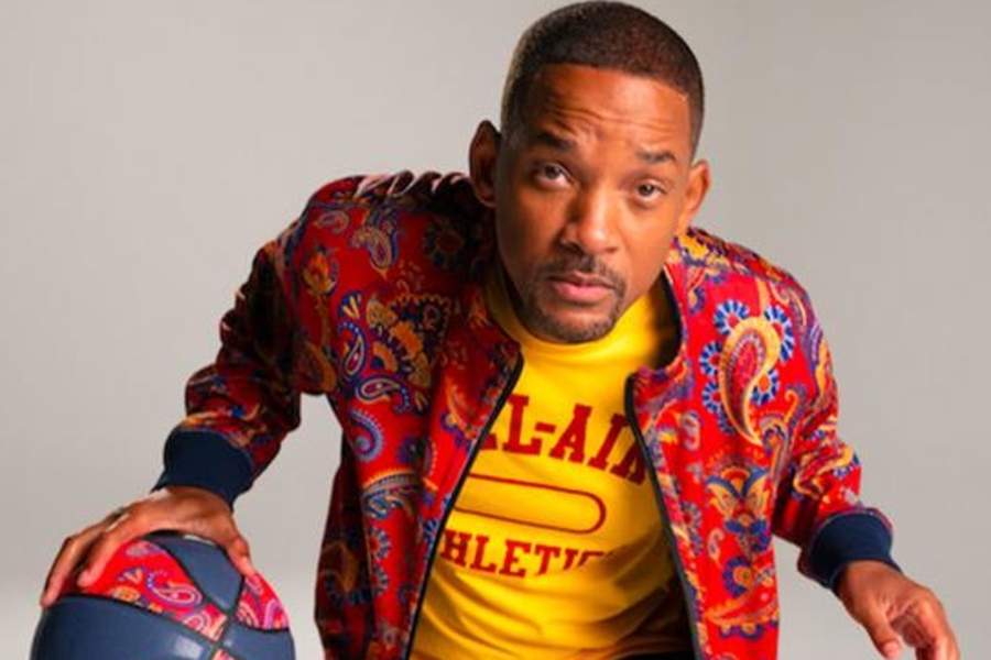 Will Smith Just Gave Athleisure The Bel-Air Treatment With Fresh Prince-Inspired Apparel