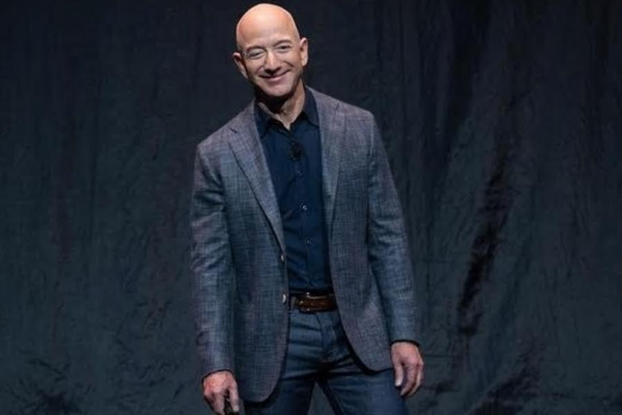 Bezos Takes Out Top Spot On The Forbes 400 List With $169 Billion