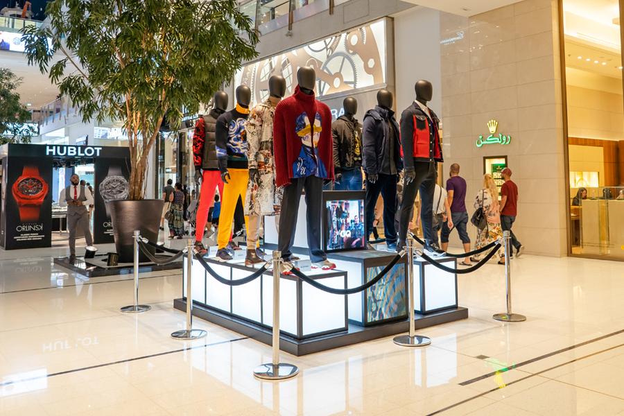 The Dubai Mall x GQ Fashion Island Trend Report