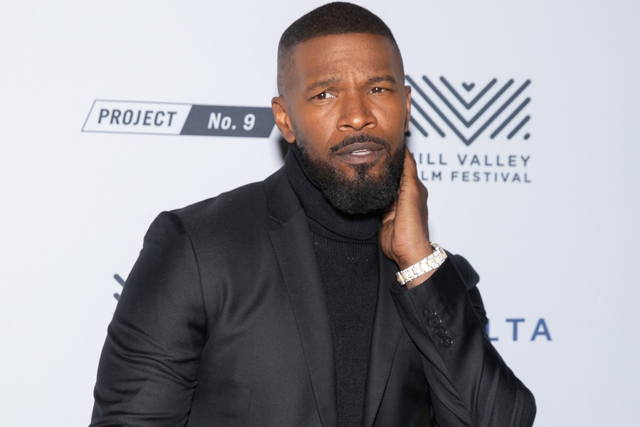 Jamie Foxx: Still Got It