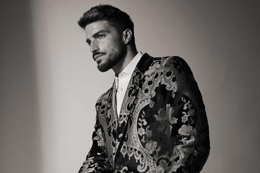 Mariano Di Vaio Is GQ's Breakthrough Model