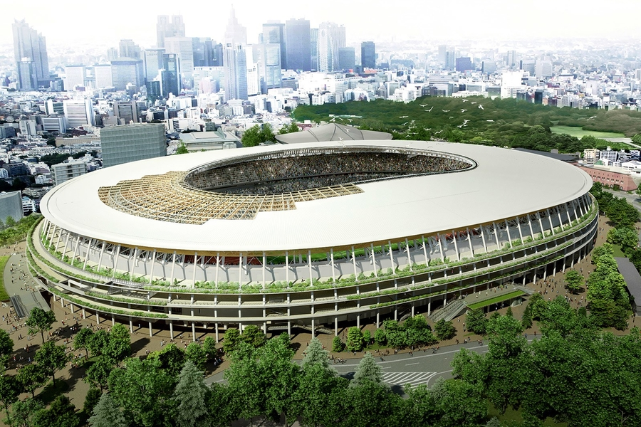 The Olympics Are Set To Transform Japan