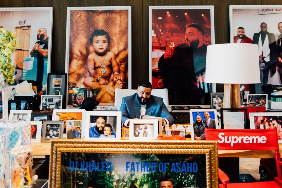 For DJ Khaled, It All Comes Down To Love