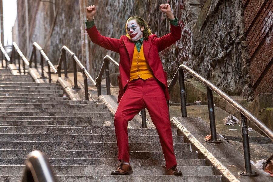 The One Redeeming Thing About Joker? That Mega Red Suit...