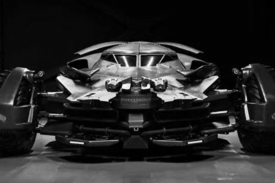 You Can Now Buy A Fully-Functional Replica Of Ben Affleck's Batmobile