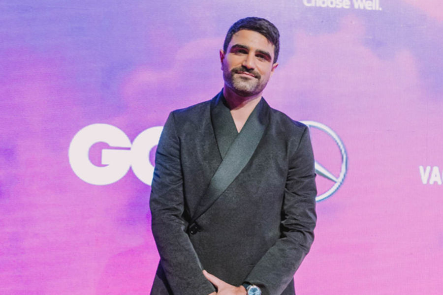 How GQ Middle East's Men of the Year Award Winners Got Red-Carpet Ready