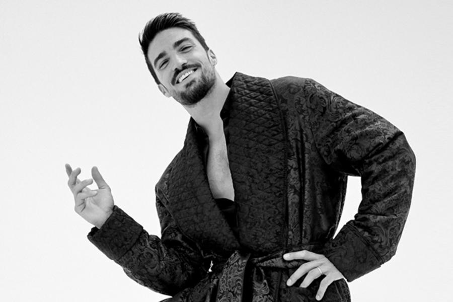 Mariano Di Vaio speaks to GQ Middle East About Being Our Breakthrough Model Award Winner