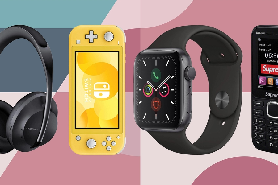The Best Tech Gifts For Gadget Geeks