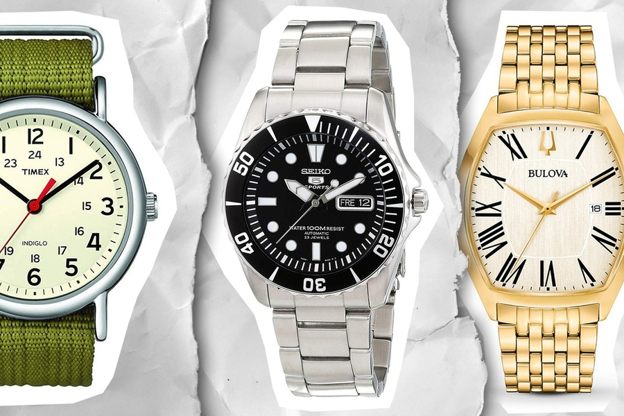 The Best Cheap Watches For Men To Buy On Amazon Right Now