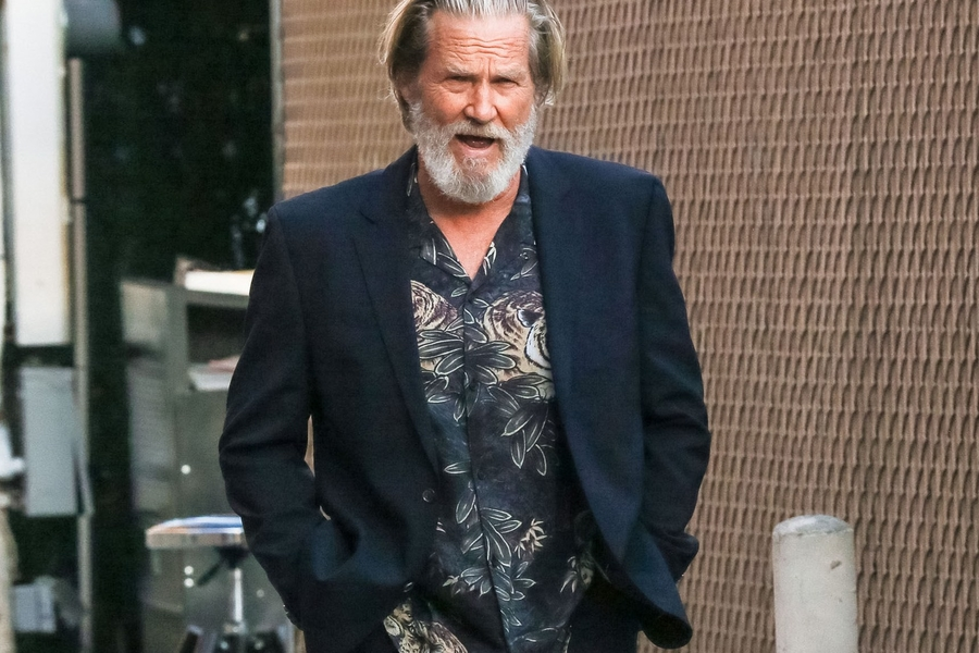Jeff Bridges Is Still That Dude