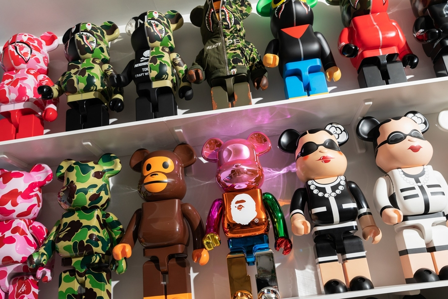 How The Bearbrick Became Streetwear's Most Enduring Icon