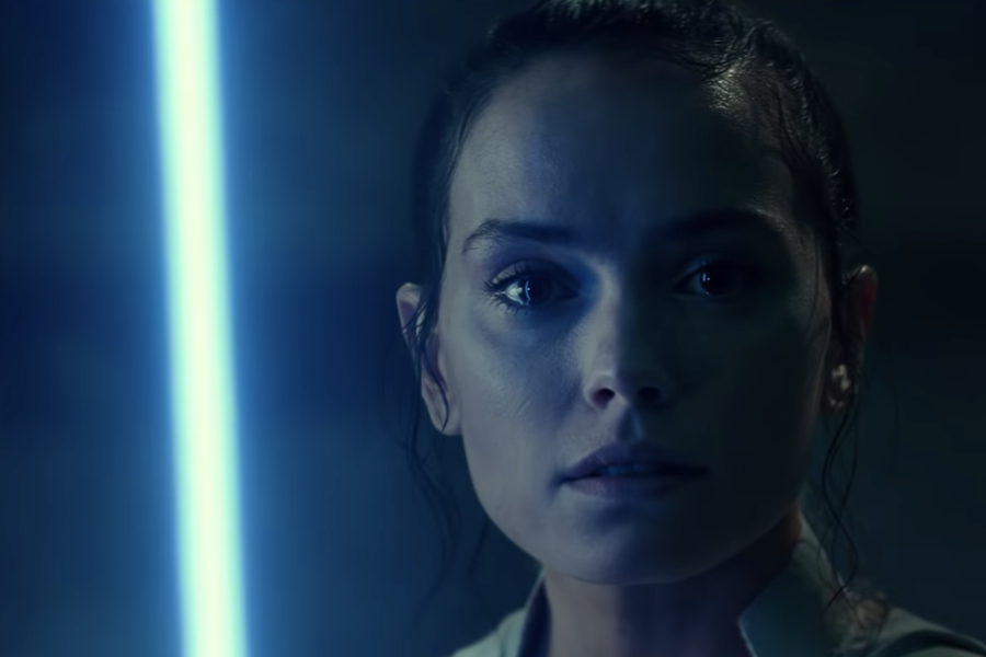 The Star Wars: The Rise Of Skywalker Trailer Shows Us The End Is Near