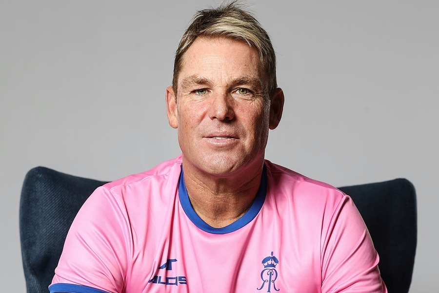 Shane Warne Wants Chris Hemsworth Or DiCaprio To Play Him In A Netflix Biopic