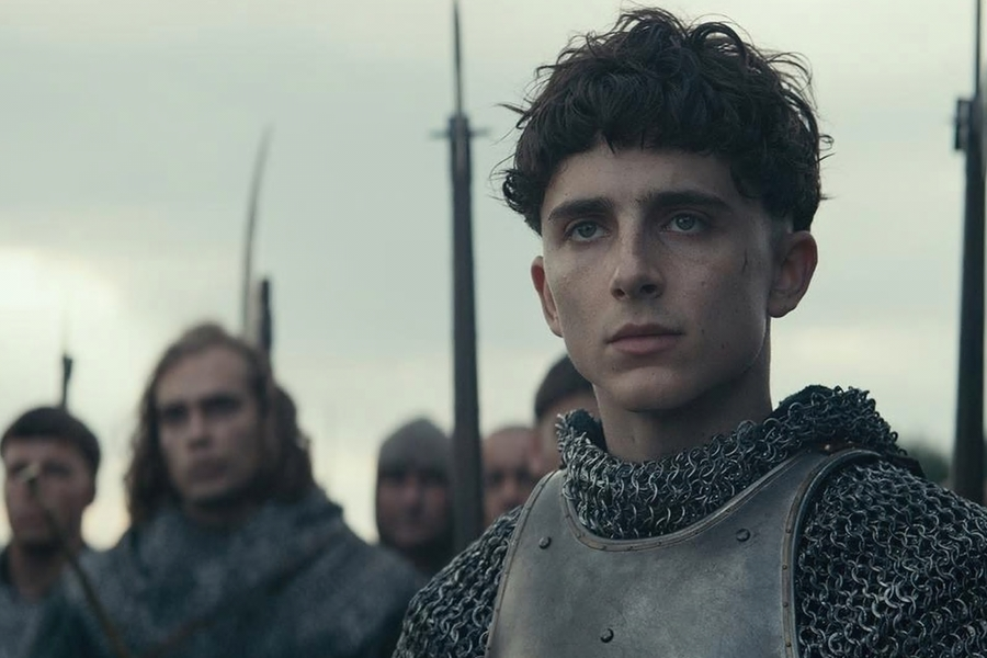 Timothee Chalamet Is Alive, Soulful, And Hollywood Royalty In The King