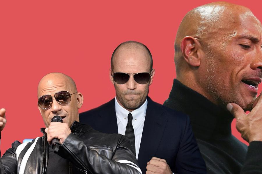 Studies Say Bald Men Are More Dominant And Attractive Than Their Thick-Haired Brothers
