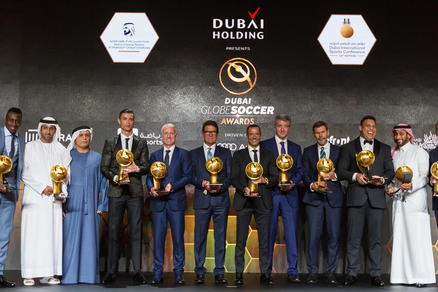 The World's Best Footballers Are Coming To Dubai