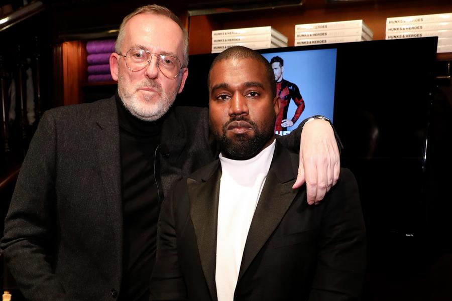 Kanye West And GQ's Jim Moore Go Deep On Fashion