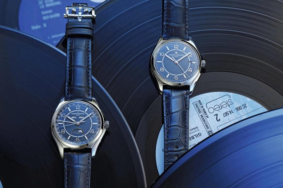 Introducing The Vacheron Constantin Blue Dial Fiftysix
