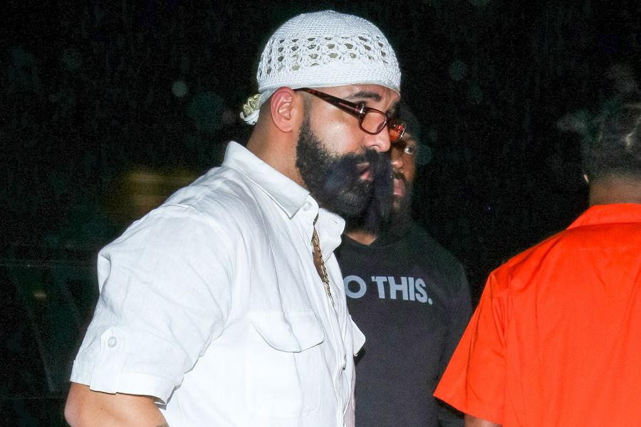 Drake Wore The Scariest Halloween Costume Of All: The Inevitability Of Time