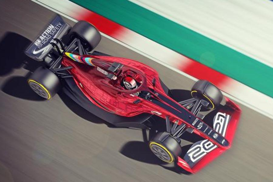 Formula 1 Has Finally Unveiled Its Car Of The Future — But What's Different?